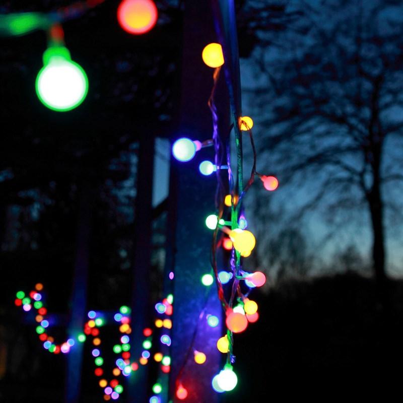 Guirlande ext rieur eclairage pour vos soir es location de for Location eclairage exterieur