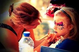 Atelier de maquillage pour enfants pour les anniversaires