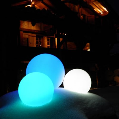 Sphère Lumineuse 50cm en Location à 83110 Bandol Var PACA