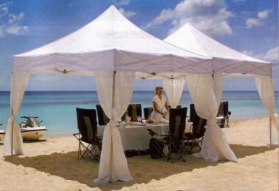 Tente de réception pour mariage à Toulon