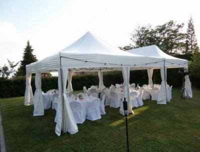 LOCATION TENTE 5X5 EVENEMENT MARIAGE VAR