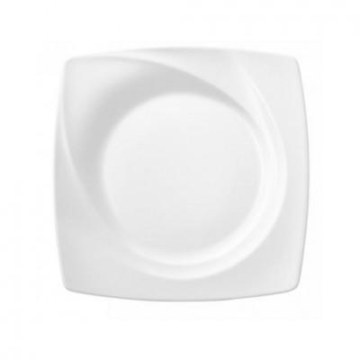 Assiette plate haut de gamme, gamme CELEBRATION pour mariage