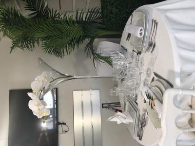 verre cocktail pour centre de table mariage toulon